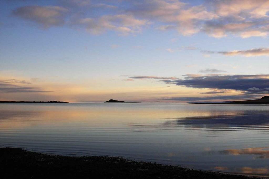 Озеро Таймыр фото