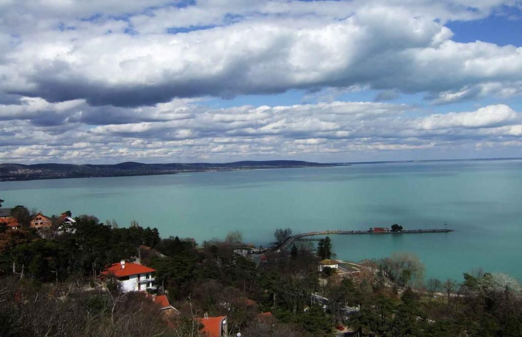 Озеро Балатон фото