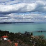 Озеро балатон. Его иногда называют пресным морем Венгрии из-за его внушительной площади