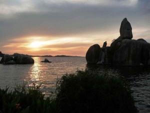 Озеро Виктория фото