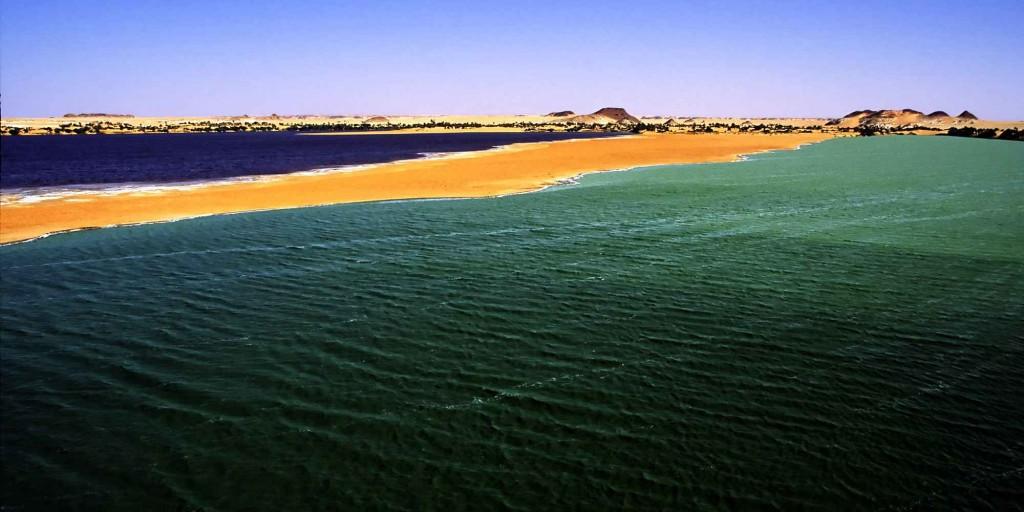 Озеро Чад - фото