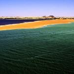 Озеро Чад - единственный крупный водоем во всей Центральной Африке