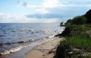 Легендарное Чудское озеро, с которым связаны многие эпизоды российской истории