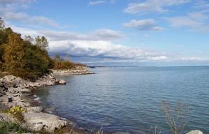 Озеро Эри - фото