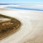 Озеро Эйр - самое знаменитое озеро Австралии, обладающее уникальными свойствами