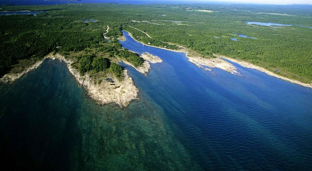 Озеро Гурон фото