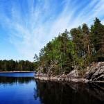 Сайма - одно из популярнейших и красивейших озер Финляндии и Северной Европы