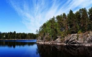Озеро Сайма - фото
