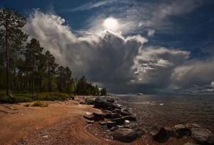 Топозеро - одно из самых живописных озер Карелии и всего мира