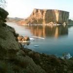 Урмия - крупнейшее озеро Ближнего и Среднего Востока, расположенное на Армянском нагорье в Иране