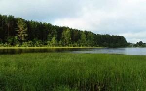 Шотозеро - одно из живописных озер Карелии