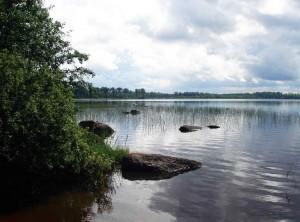 Озеро Вагатозеро фото