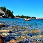 Озеро Верхнее - одно из Великих озер, отличающееся живописностью окружающих ландшафтов