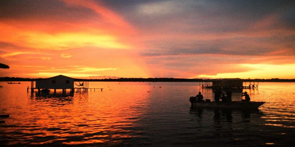 Фото озера Маракайбо