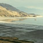 Побережье Большого Соленого озера