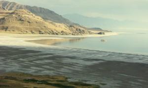Большое Соленое озеро - фото