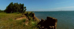 Большое Яровое озеро в Алтайском крае