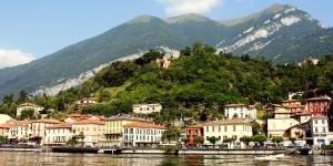 Фото итальянского озера Комо