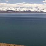 Тибетское озеро Намцо