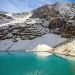 Озеро Алаколь в Казахстане