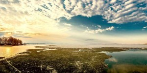 Озеро Увильды в Челябинской области